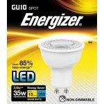 Energizer LED žárovka GU10 3,6W Eq 35W S8821 Teplá bílá