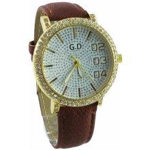 GD hnědo-zlaté 025D 7e7a3fb24f