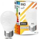 INQ LED žárovka E27 ilumin. 3 W teplá bílá