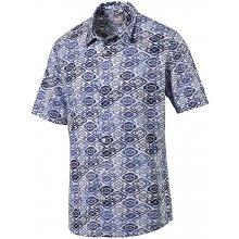 4ccd4fef030 Puma Aloha Woven pánské golfové tričko potisk hawai