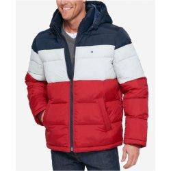 Tommy Hilfiger bunda s kapucí Quilted Jacket od 6 590 Kč - Heureka.cz 62b3bad50c