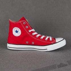 Dámská obuv Converse All Star Hi Red