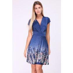 letní šaty modré - Nejlepší Ceny.cz 38c8b511d1