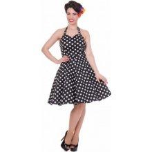 3d5dceaa44a Dolly and Dotty dámské retro šaty Marilyn S793 bílá černá