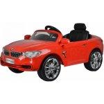 Rastar elektrické auto BMW 4 Coupe červená