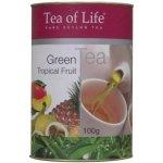 Tea of Life Green Tropical Fruit 100 g