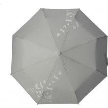 skládací vystřelovací deštník měnící barvu Motýli