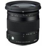 Sigma 17-70mm f/2,8-4 DC Macro OS HSM Nikon