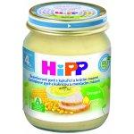 HiPP BIO Bramborové pyré s kukuřicí a krůtím masem 125 g