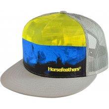 Horsefeathers Kšiltovka HORSEFEATHERS SHRED gray Šedá Pánské