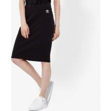 dac0e945242a Adidas krátká sukně SC midi černá