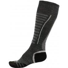Alpine Pro ponožky NELL SVĚTLE ŠEDÁ