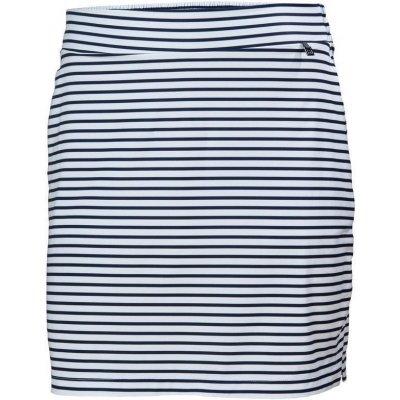 Helly Hansen W Thalia Skirt navy stripe