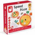 Janod Rychlá Pizza: Kdo si první poskládá pizzu?