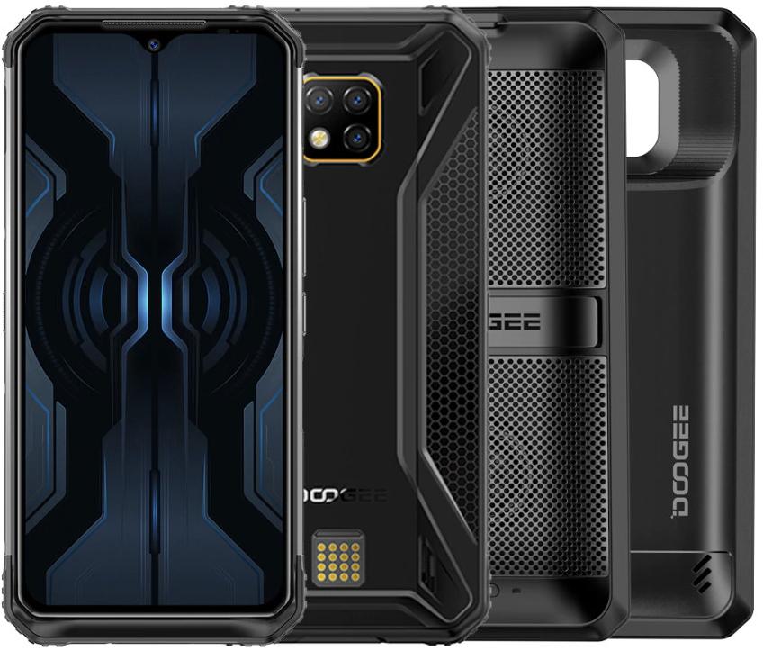 Doogee S95 Pro 8GB/128GB Super Set na Heureka.cz