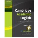 Cambridge Academic English B1+: Intermediate - Student\'s Book - Craig Thaine