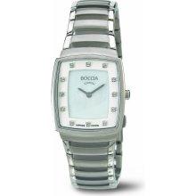 Dámské hodinky Boccia Titanium af597361c7