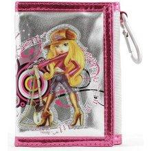 COOL peněženka textilní Rock Babe Silver 025846 POSLEDNÍ KUS