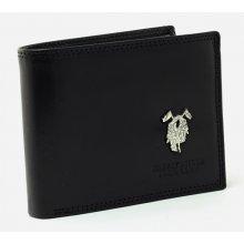 POLO CLUB Pánská peněženka 3820 292E černá