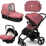 CASUALPLAY Set Loop autosedačka Baby 0plus korba Cot a Bag Boreal 2015