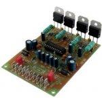 EZK KSD8251HX Tranzistorový koncový zesilovač2x125