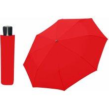 194c1091ad8 DOPPLER Mini Fiber červený skládací deštník