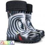 Demar Twister Lux Print zebra