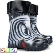 Demar Stormer Lux Print zebra