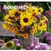 edible flower bouqets
