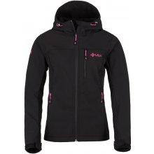 Kilpi Dámská softshellová bunda ELIA HL0027KIBLK černá