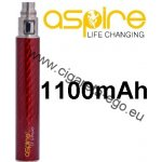aSpire CF G-Power Carbon červená 1100mAh