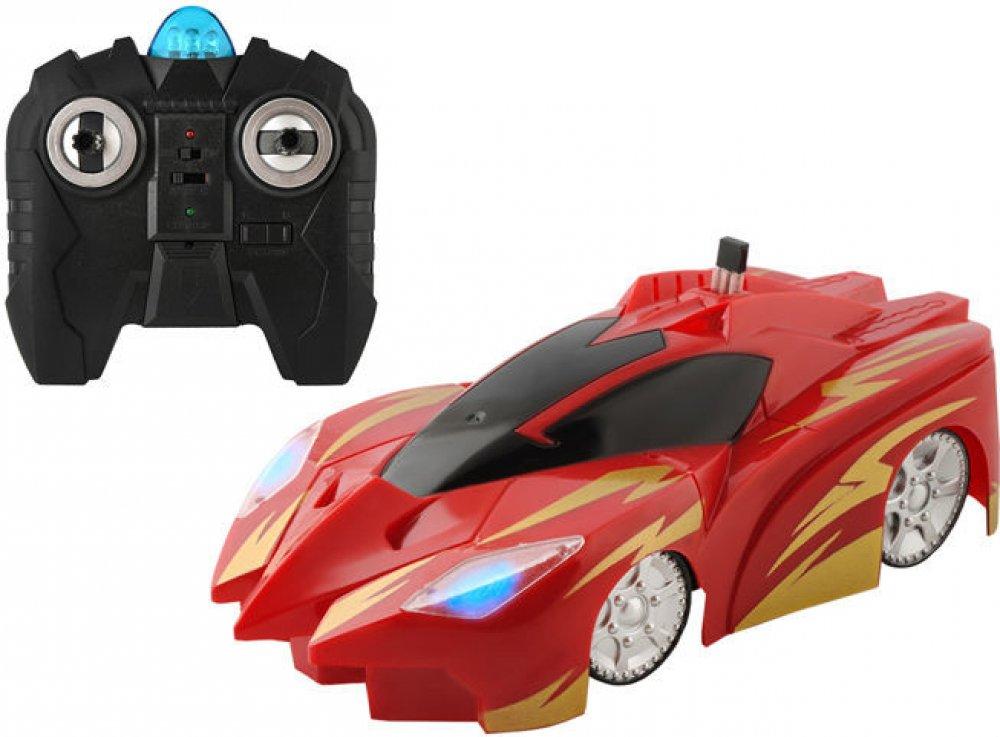 ... Antigravitační auto červené ... 8740d5074c