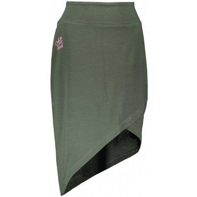 Altisport dámská sukně LARCA LSKT347 zelená