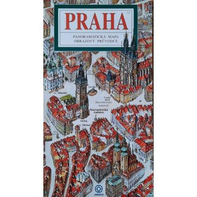 Praha mapa ATP pan. ČJ