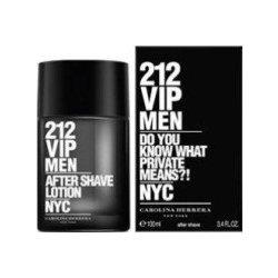 Carolina Herrera 212 VIP Men balzám po holení 100 ml