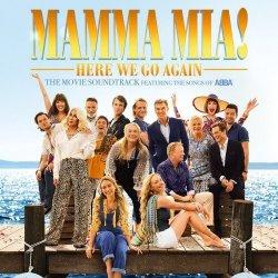 OST / Soundtrack : Mamma Mia! Here We Go Again CD