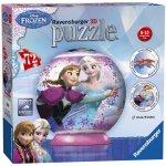 Ravensburger 3D puzzleball Ledové Království 72 dílků