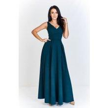 51bc6858c183 Plesové šaty Mambo zelená