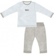 Nini chlapecké pyžamo béžové