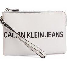 eb8ca491d9 Calvin Klein Jeans Sculpted Logo Mini Wristlet K60K605269 102