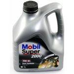 Mobil Super 2000 X1 10W-40, 4 l