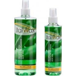 Italwax tonikum předdepilací Aloe Vera 500 ml