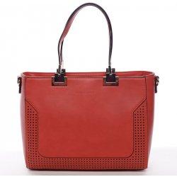 3c1157357b luxusní dámská kabelka Candice červená alternativy - Heureka.cz