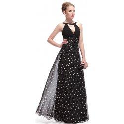 Ever Pretty plesové šaty Magika černé s puntíky alternativy - Heureka.cz 3a6e92ff43