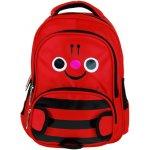 New Berry batoh Čmelák červený