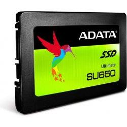 "ADATA SU650 120GB, SSD, 2,5"", SATAIII, ASU650SS-120GT-R"