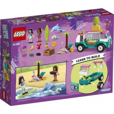 LEGO® Friends Pojízdný džus bar 41397