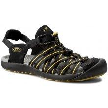 Sandály KEEN - Kuta 1012620 Black/Caylon Yellow