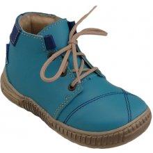 Pegres 1406A modrá dětské botičky feb1e5fd13