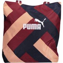 Puma WMN CORE SHOPPER 07539803 POMEGRANATE GRAPHIC velikost  15 l 86ce29b043
